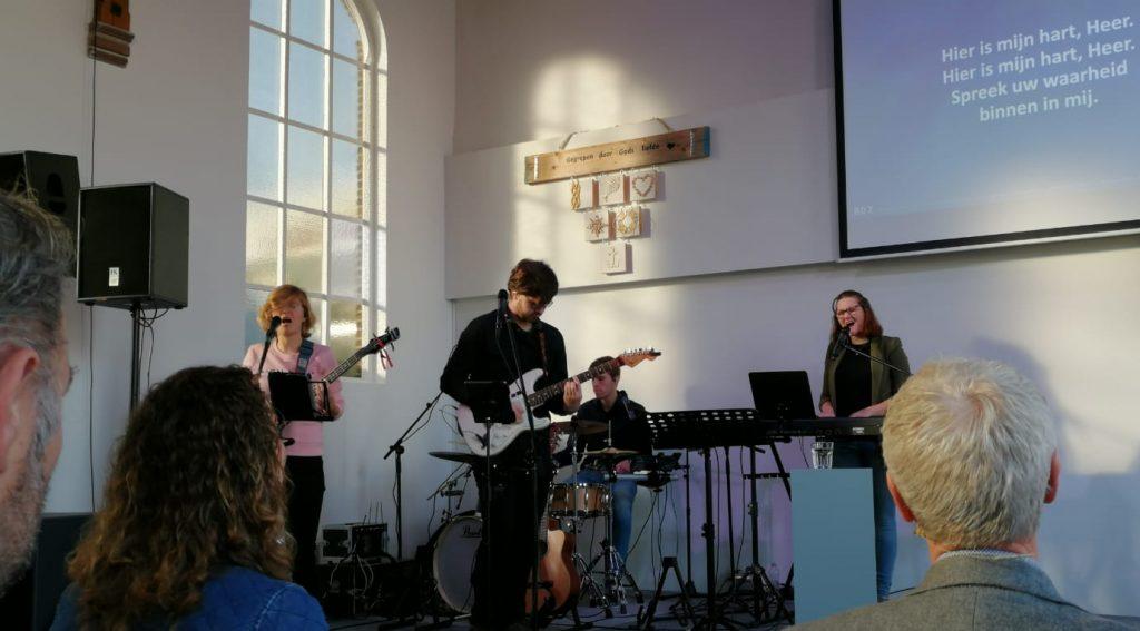 band Delight Open Hof Hillegom